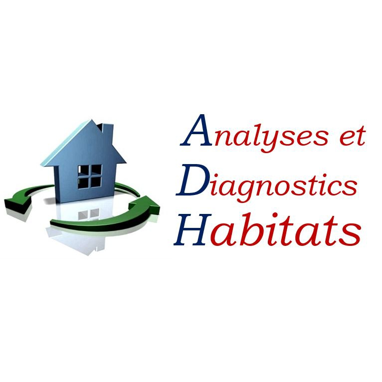 Logo Analyses et Diagnostics Habitats