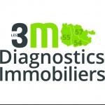 Logo Les 3M diagnostics Immobiliers