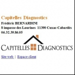 Logo CAPITELLES DIAGNOSTICS